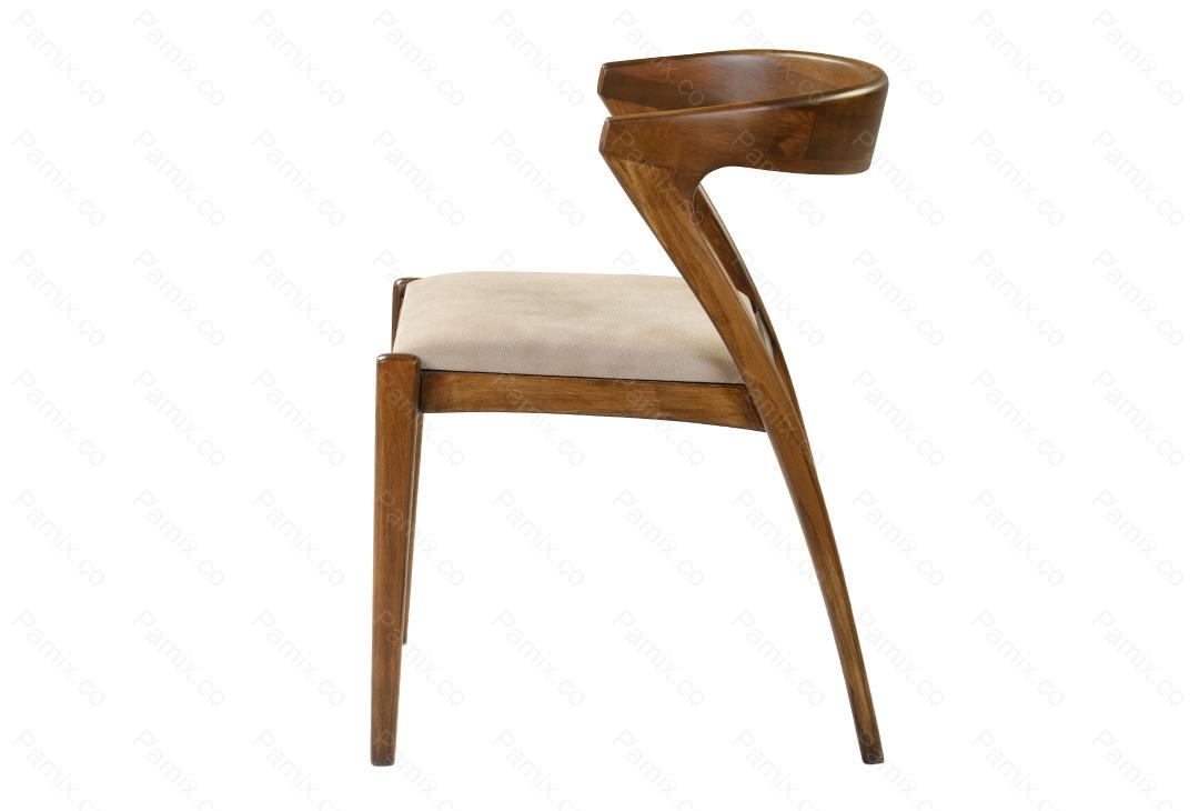 صندلی ناهارخوری چوب جذاب مدل RUFI کد CH14