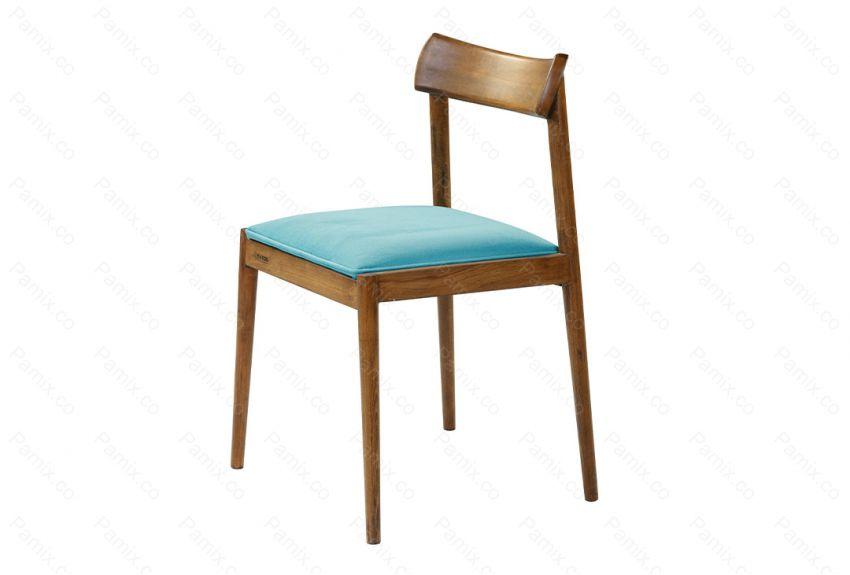 صندلی ناهارخوری مدرن تمام چوب مدل LEPTO کد CH15