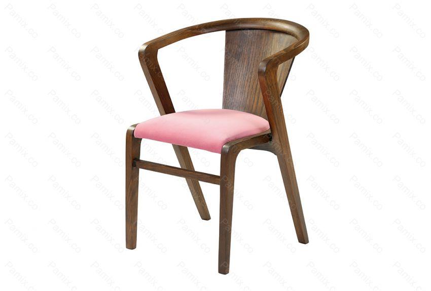 صندلی ناهارخوری مدرن مدل Boomerang کد CH7